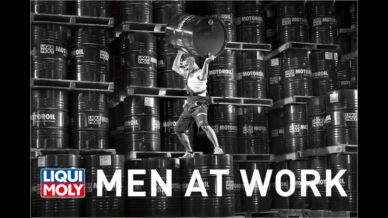 LIQUI MOLY: Men at work
