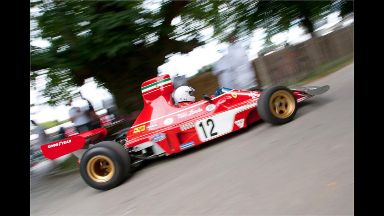 Ferrari 312 B3: Rush – Alles für den Sieg (2013)