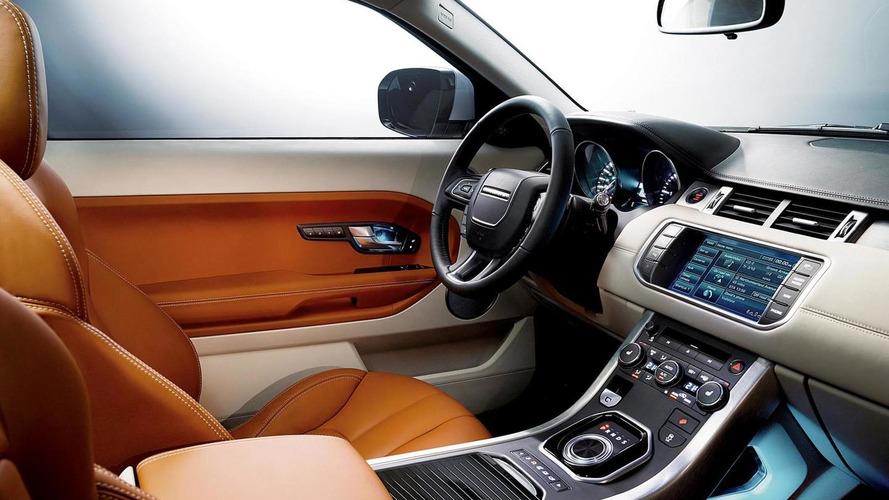 Range Rover Evoque detailed ahead of Paris debut