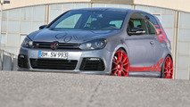 VW Golf VI R with 330 HP by Sport-Wheels 29.06.2010