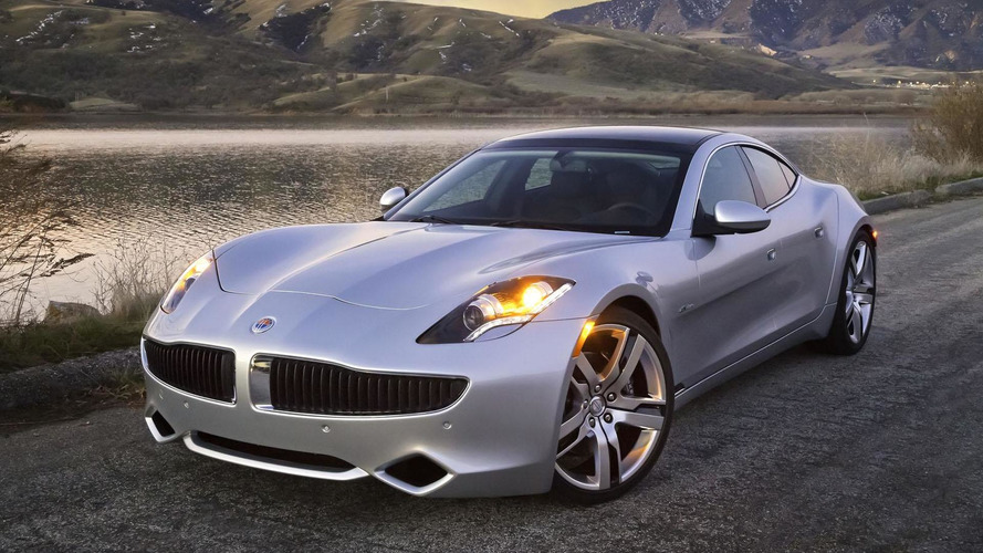 Fisker Karma recalled over potential fire hazard