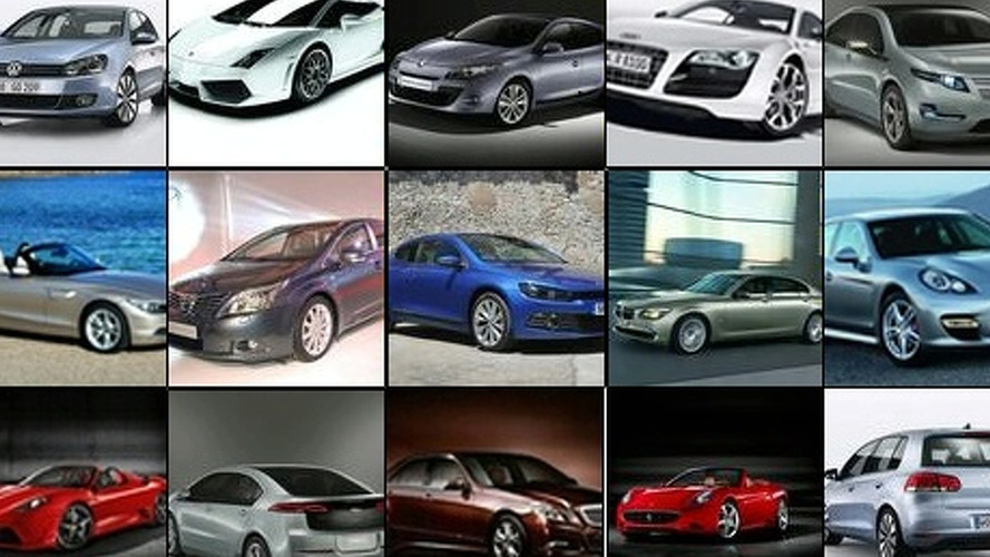 WCF's Top Production Cars of 2008