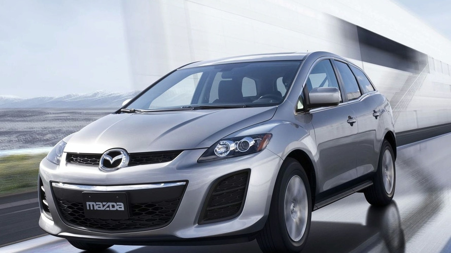 2010 Mazda CX-9 and CX-7 Facelifts to Debut in New York