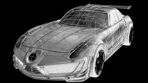 Mansory Cormeum based on Mercedes-Benz SLS AMG