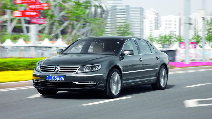 2011 Volkswagen Phaeton facelift in depth