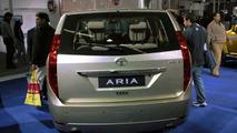 Tata Aria live at 2010 New Delhi Auto Expo - 1200 - 05.01.2010