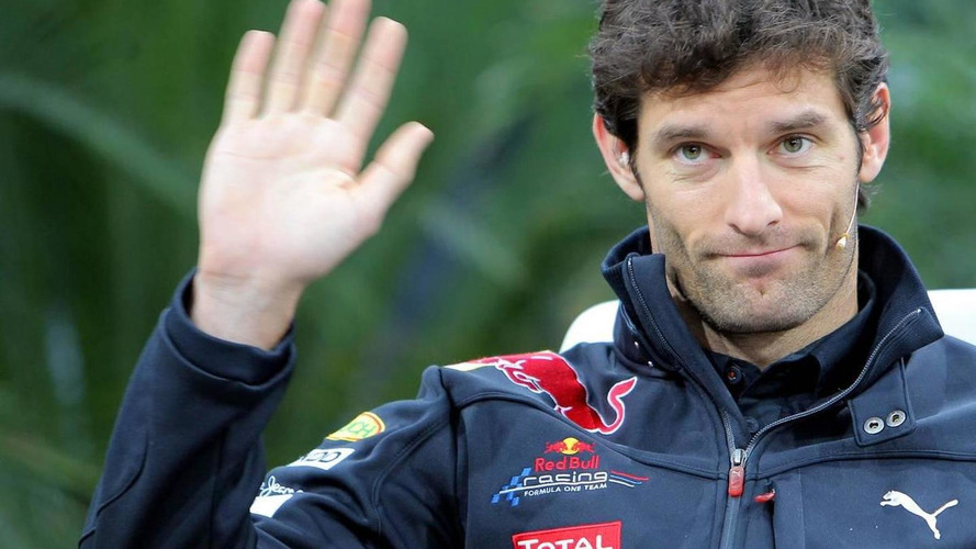 Webber decided to quit six months ago