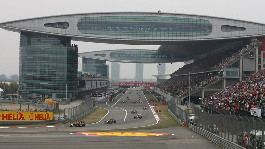 Shanghai must improve track before 2011 race - FIA