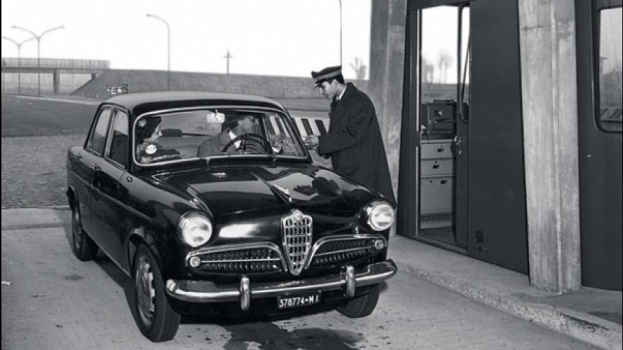 Autostrade, un'invenzione italiana