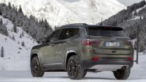 Jeep Compass im Wintertest