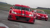 VW Golf GTI TCR 2018