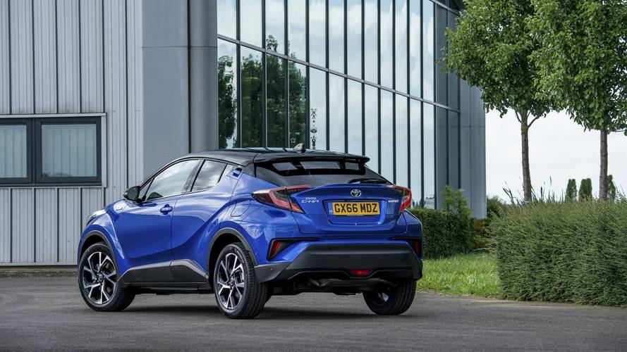 Toyota achieved record low average emissions in 2017