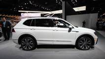 2018 Volkswagen Tiguan R-Line Appearance Package