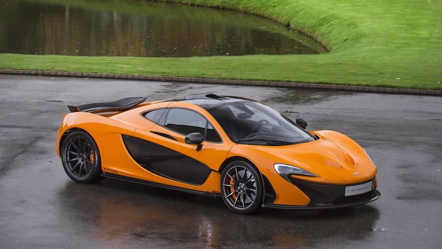 McLaren P1 - Un rare