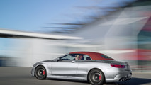 Mercedes-AMG S63 4MATIC Cabriolet 130 Edition