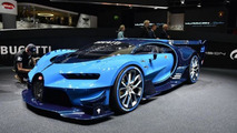 Bugatti at 2015 IAA