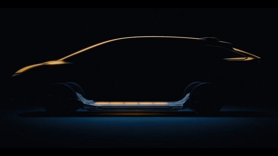 Faraday Future indirectly teases Tesla Model X rival [video]