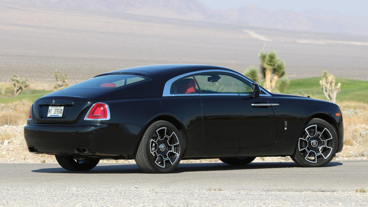 Rolls Royce Wraith Msrp >> First Drive: 2017 Rolls-Royce Wraith Black Badge