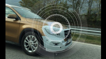 Mercedes GLA restyling 2017, le foto spia 002