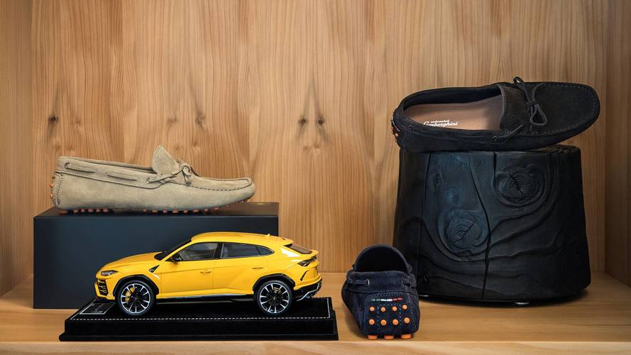 Lamborghini's Urus accessories are typically ridiculous