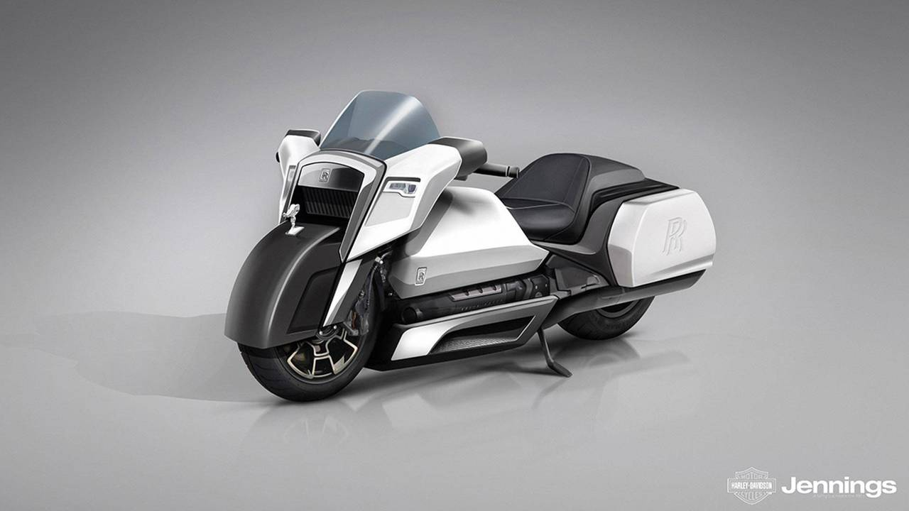 Rolls-Royce Touring Motorcycle