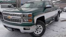 Chevrolet Silverado Big 10 Cheyenne Conversion
