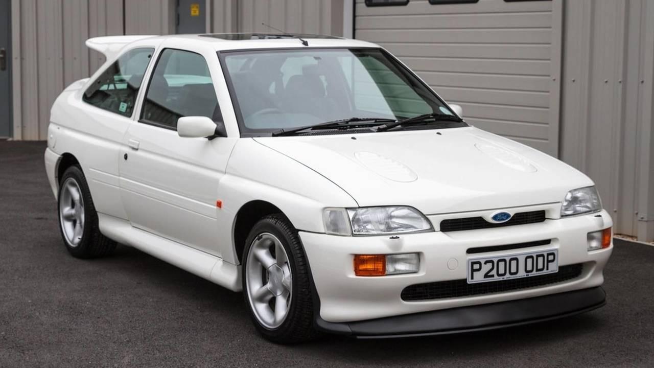 Subasta Ford Escort Cosworth 1996