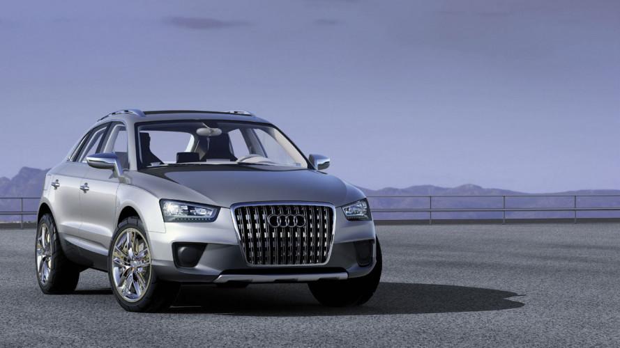 L'Audi Q3 debutta a Shanghai