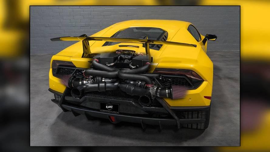 Elkészült a világ első ikerturbós Lamborghini Huracán Performantéja