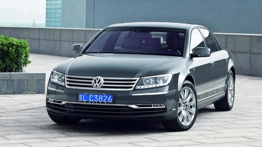 VW - Un concept électrique pour préfigurer la future Phaeton