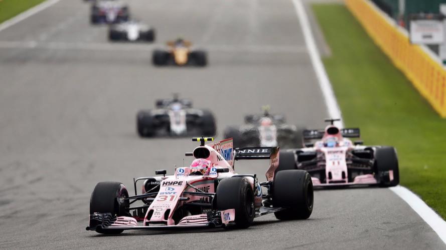 F1 - Ocon, Pérez et Force India, rififi à 300 km/h