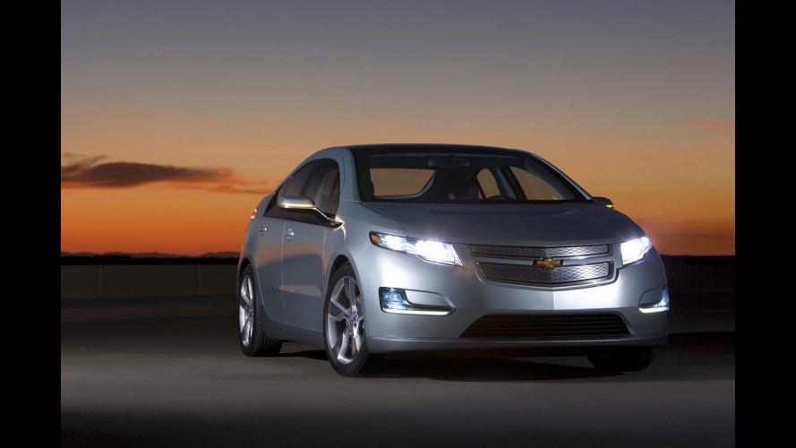 La Cina vuole i segreti della Chevrolet Volt