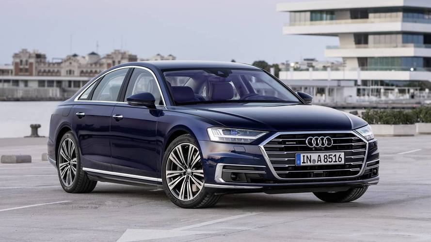 Las once tecnologías más llamativas del Audi A8 2018