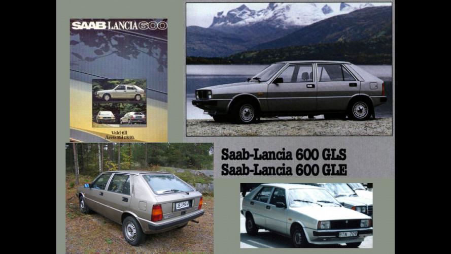 La 600 di Saab