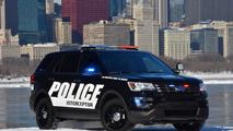 2016 Ford Police Interceptor Utility