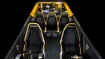 Cigarette Racing 50 Marauder GT S concept