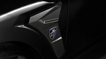 Larte Design unveils their Mercedes GL Black Crystal