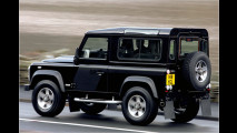 Land Rover in Genf
