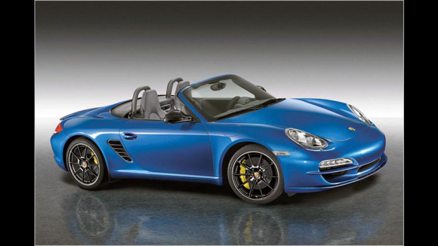 Neue Ausstattungspakete für Porsche Boxster und Cayman