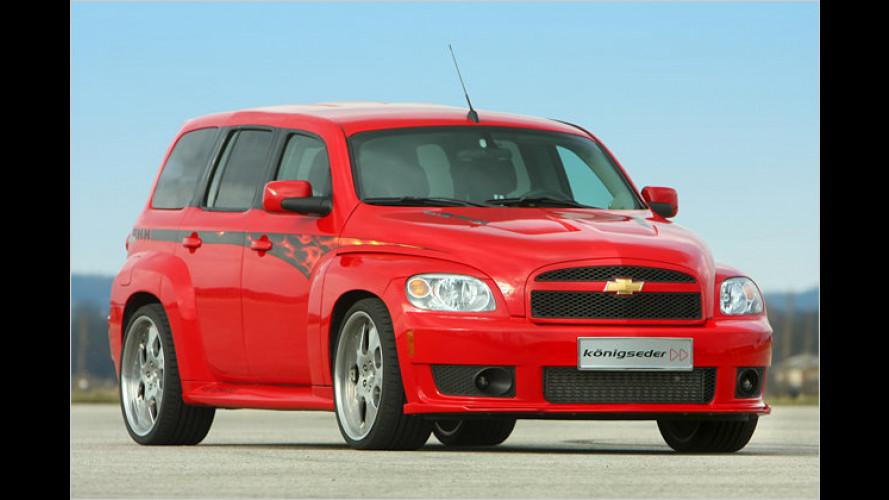 Tuning für den Retro-Look: Königseder Chevrolet HHR