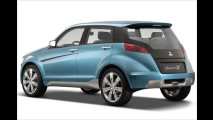 Mitsubishi: SUV in Genf