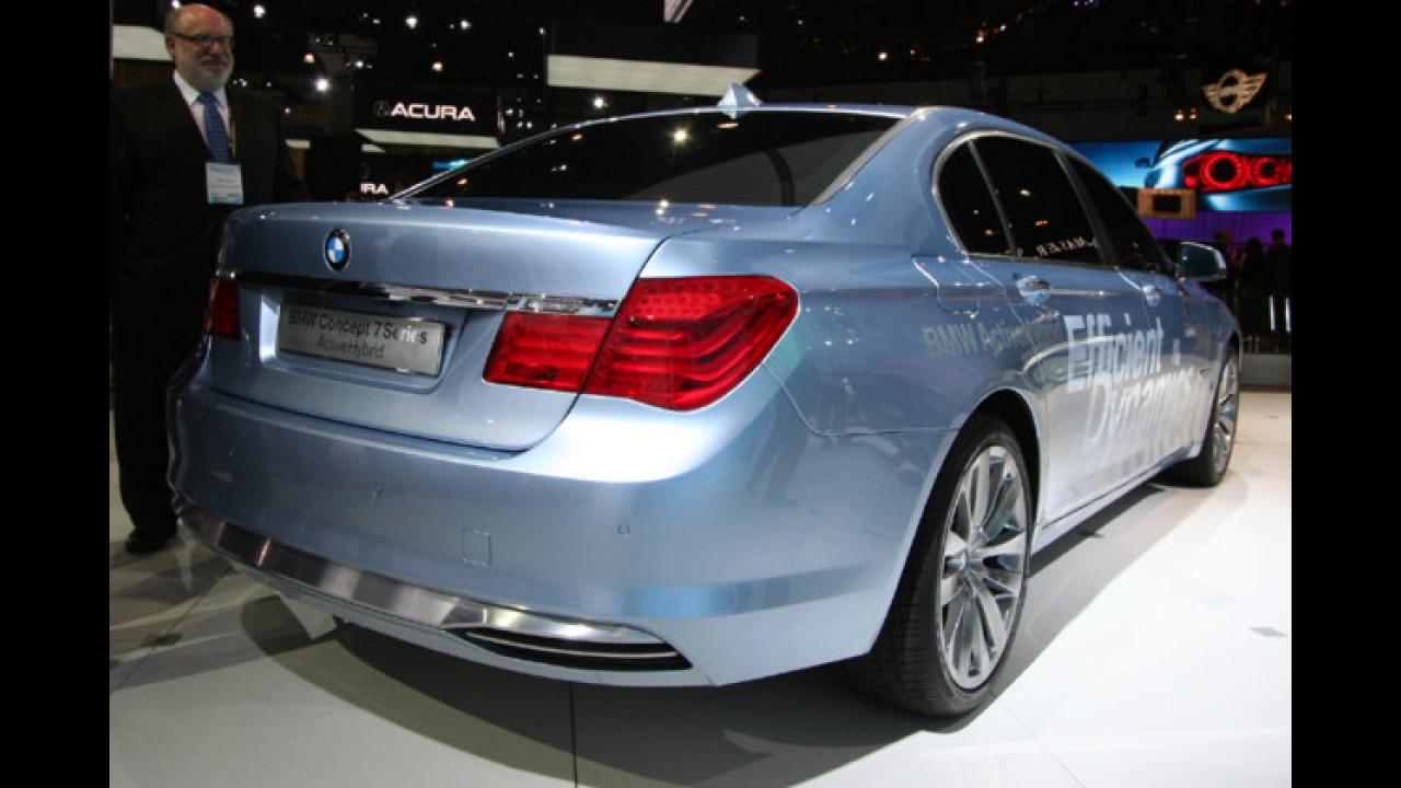BMW Concept 7 Active Hybrid