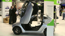 NICE Super Light Electric Concept at BIMS