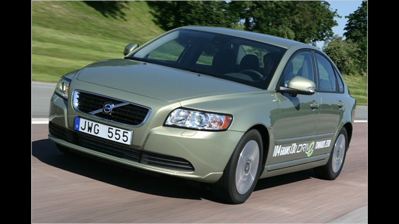 Volvo S40 / V50 1.6D DRIVe Start/Stop DPF