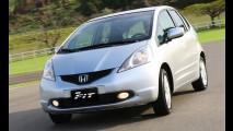 Recall: Honda Fit tem mais de 1,35 milhões de unidades convocadas pelo mundo
