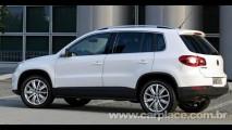 Volkswagen lança oficialmente o SUV Tiguan no Brasil com preço inicial de R$ 124.190