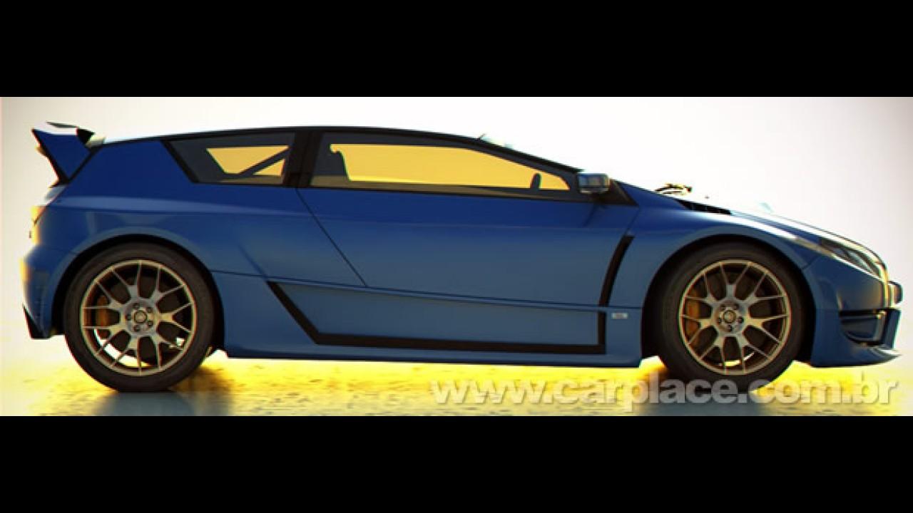 Subaru Impreza WRX STI Hatch Concept - Projeção mostra como poderia ser o modelo