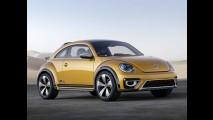 Salão de Detroit: VW mostra Dune Concept, um Fusca aventureiro