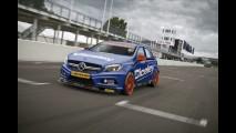 Mercedes Classe A participará do Campeonato Britânico em 2014