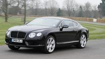 Bentley Continental GT V8 16.3.2012